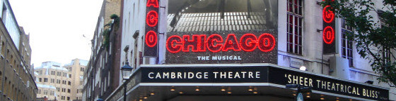 Musicals and theatres